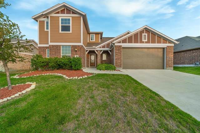 8410 Trickham Bend, Fort Worth, TX 76131 (MLS #14439516) :: The Heyl Group at Keller Williams