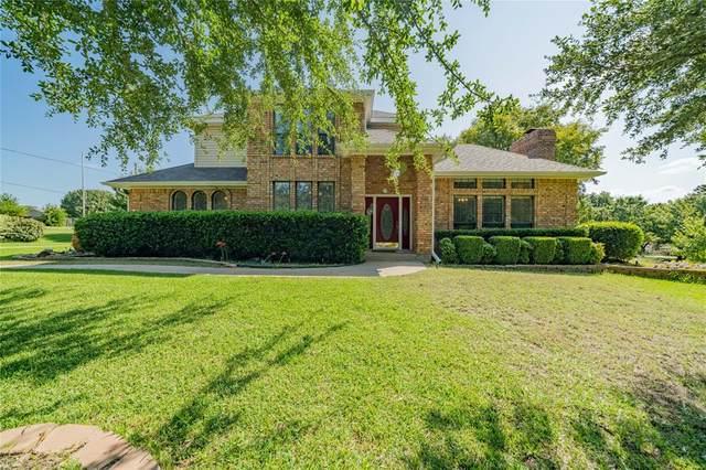 3406 Montclair Drive, Sherman, TX 75092 (MLS #14439550) :: The Tierny Jordan Network