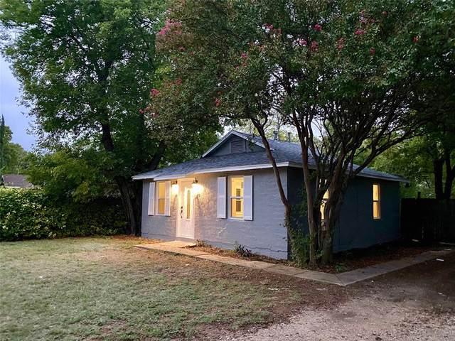216 Hallvale Drive, White Settlement, TX 76108 (MLS #14439560) :: Maegan Brest   Keller Williams Realty