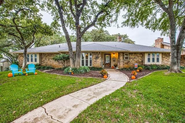 4711 Hillside Drive, Arlington, TX 76013 (MLS #14439564) :: The Tierny Jordan Network