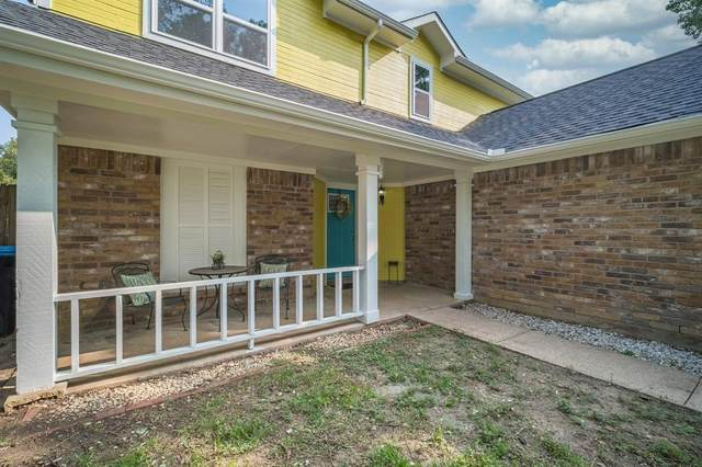4805 Woodstock Drive, Fort Worth, TX 76137 (MLS #14439585) :: North Texas Team | RE/MAX Lifestyle Property