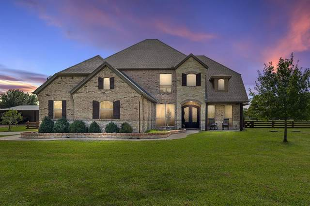 690 Pioneer Road, Rhome, TX 76078 (MLS #14439591) :: The Mitchell Group