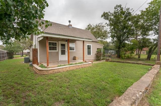 1175 N Paddock Street, Stephenville, TX 76401 (MLS #14439594) :: Real Estate By Design