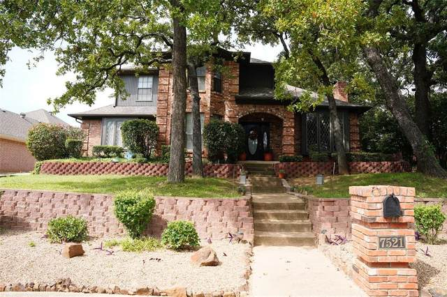 7521 Acts Court, North Richland Hills, TX 76182 (MLS #14439600) :: North Texas Team | RE/MAX Lifestyle Property