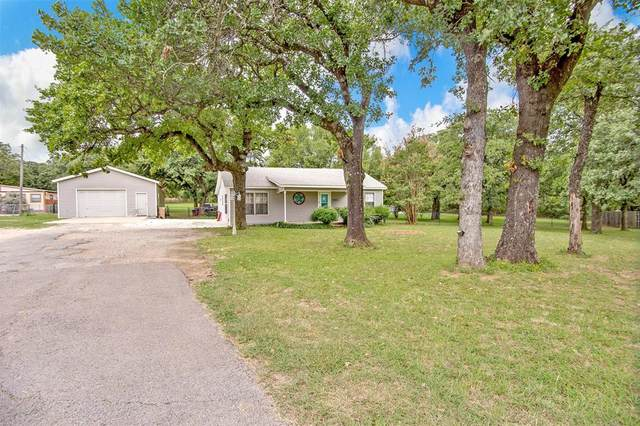 2040 E Renfro Street, Burleson, TX 76028 (MLS #14439628) :: The Heyl Group at Keller Williams