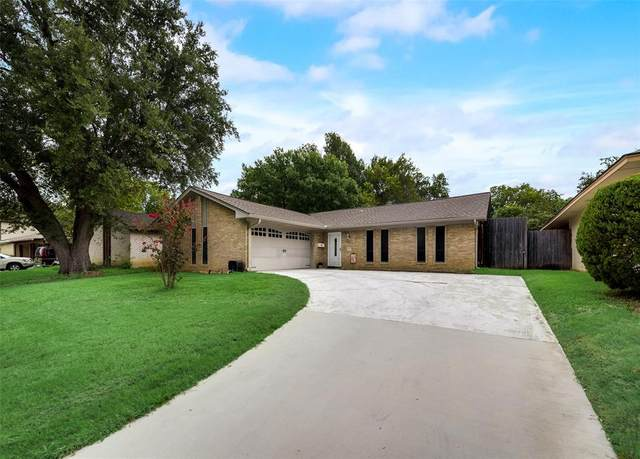 1610 Camero Drive, Carrollton, TX 75006 (MLS #14439631) :: The Tierny Jordan Network