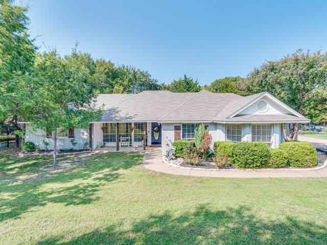 3651 Willow Bend Lane, Midlothian, TX 76065 (MLS #14439650) :: Maegan Brest | Keller Williams Realty
