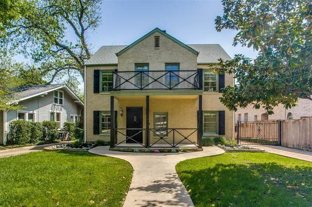 1209 Virginia Place, Fort Worth, TX 76107 (MLS #14439654) :: Team Tiller