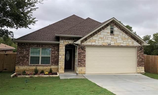 509 NW 18th, Grand Prairie, TX 75050 (MLS #14439669) :: The Tierny Jordan Network