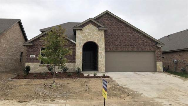 439 Pleasant Hill Lane, Fate, TX 75189 (MLS #14439670) :: Real Estate By Design