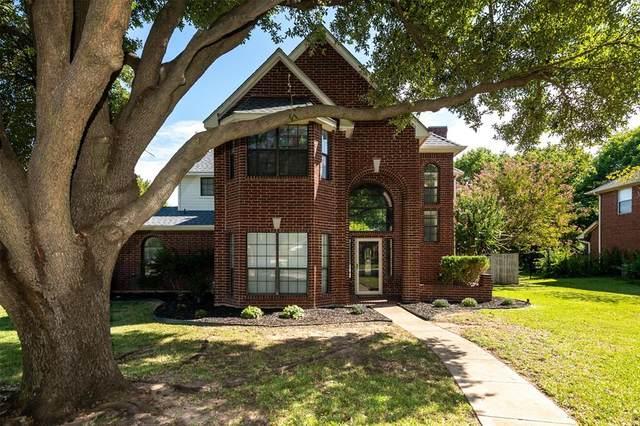 1704 Chretien Point Drive, Mansfield, TX 76063 (MLS #14439685) :: The Hornburg Real Estate Group