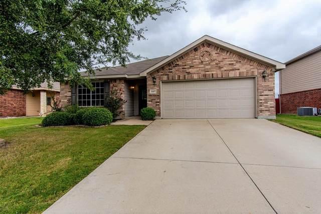 1647 Totem Pole Way, Krum, TX 76249 (MLS #14439694) :: Bray Real Estate Group