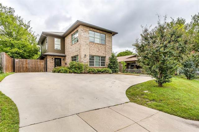 2809 Frazier Avenue, Fort Worth, TX 76110 (MLS #14439708) :: RE/MAX Pinnacle Group REALTORS