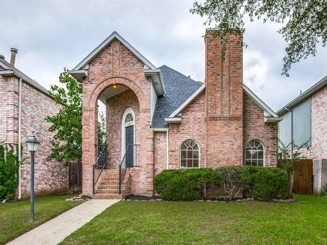 1713 Creekbend Drive, Lewisville, TX 75067 (MLS #14439736) :: Real Estate By Design
