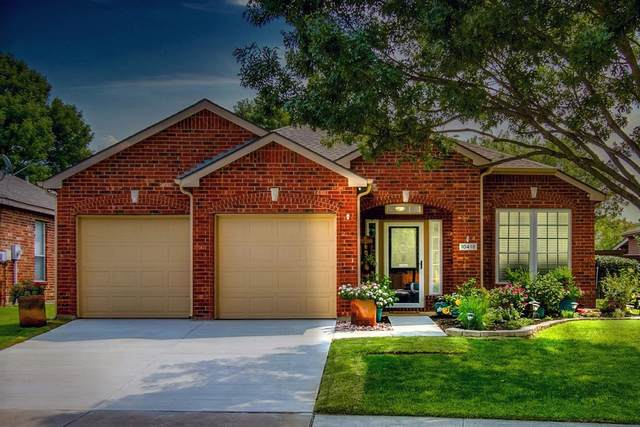 10418 Woodlands Trail, Rowlett, TX 75089 (MLS #14439744) :: The Kimberly Davis Group