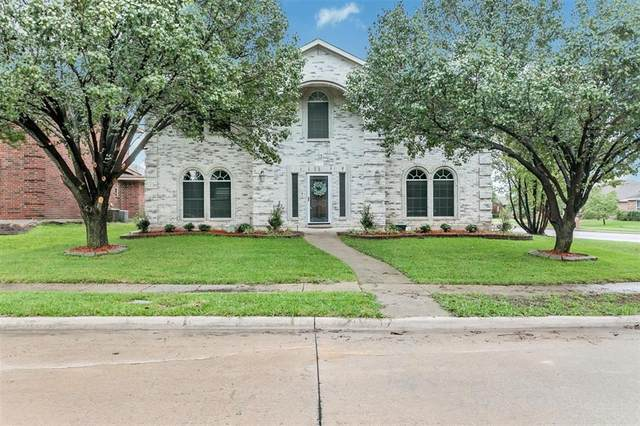 212 Towngate Drive, Wylie, TX 75098 (MLS #14439776) :: Bray Real Estate Group