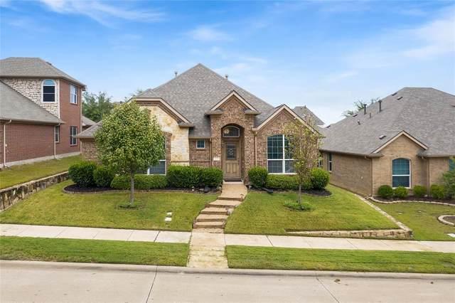 409 Castle Street, Desoto, TX 75115 (MLS #14439783) :: The Kimberly Davis Group