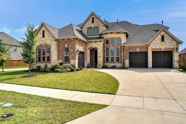 12880 Possum Kingdom Drive, Frisco, TX 75033 (MLS #14439800) :: Robbins Real Estate Group