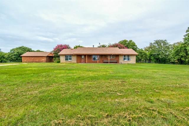 6417 County Road 319, Alvarado, TX 76009 (MLS #14439837) :: Team Tiller
