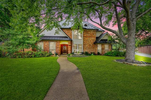 2908 Malibu Circle, Plano, TX 75023 (MLS #14439838) :: The Mitchell Group