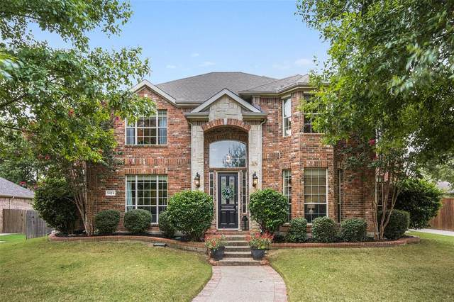 5424 Yellow Birch Drive, Fort Worth, TX 76244 (MLS #14439872) :: The Mitchell Group