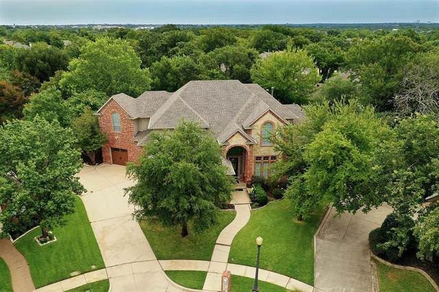 7932 Sheffield Court, North Richland Hills, TX 76182 (MLS #14439874) :: All Cities USA Realty