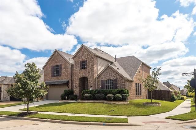 2302 Jackson Drive, Melissa, TX 75454 (MLS #14439900) :: The Kimberly Davis Group