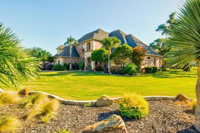 13400 Tye Oak Court, Burleson, TX 76028 (MLS #14439906) :: The Hornburg Real Estate Group