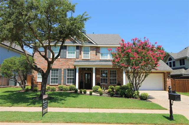 4012 Beacon Street, Flower Mound, TX 75028 (MLS #14439910) :: The Daniel Team