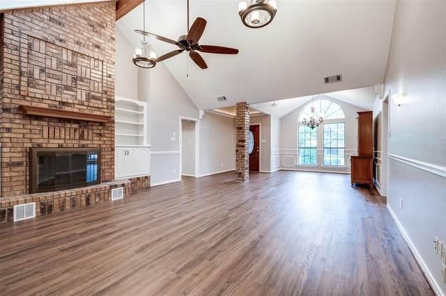 1446 Cat Mountain Trail, Keller, TX 76248 (MLS #14439927) :: Bray Real Estate Group