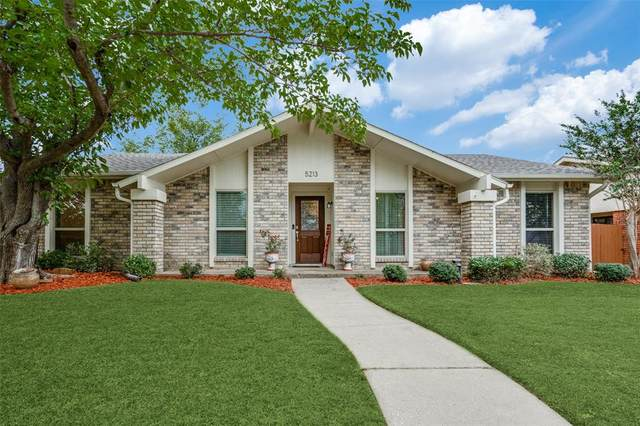 5213 Reed Drive, The Colony, TX 75056 (MLS #14439946) :: The Kimberly Davis Group