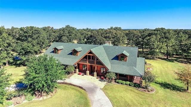 15330 Oswalt Road, Marietta, TX 73448 (MLS #14439950) :: The Good Home Team