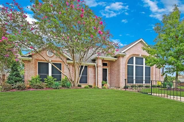 4903 Shadowood Road, Colleyville, TX 76034 (MLS #14439973) :: The Tierny Jordan Network