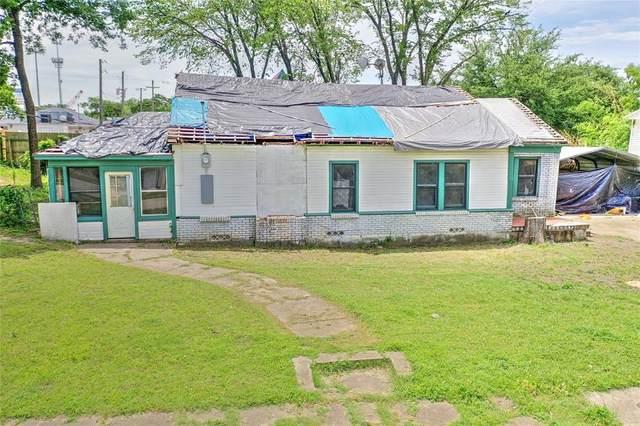 414 W Montana Avenue, Dallas, TX 75224 (MLS #14439975) :: The Heyl Group at Keller Williams