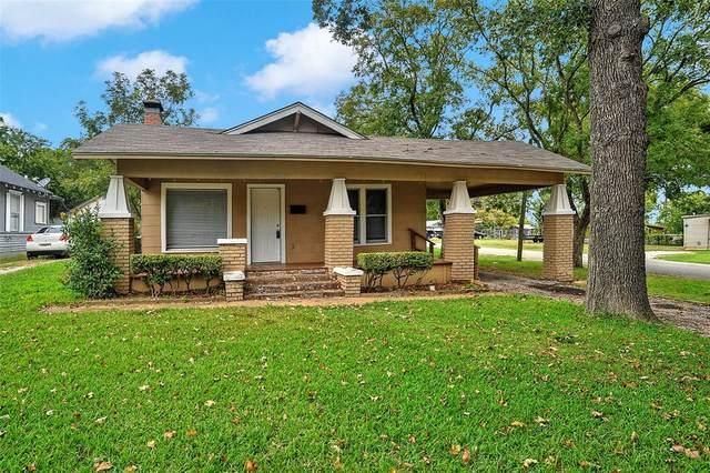 1601 W Bond Street, Denison, TX 75020 (MLS #14439977) :: The Mitchell Group