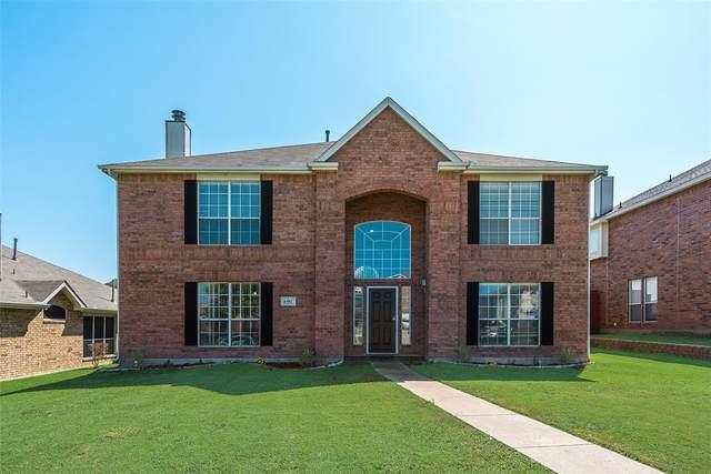 6517 Toscano Drive, Rowlett, TX 75089 (MLS #14439999) :: Team Tiller
