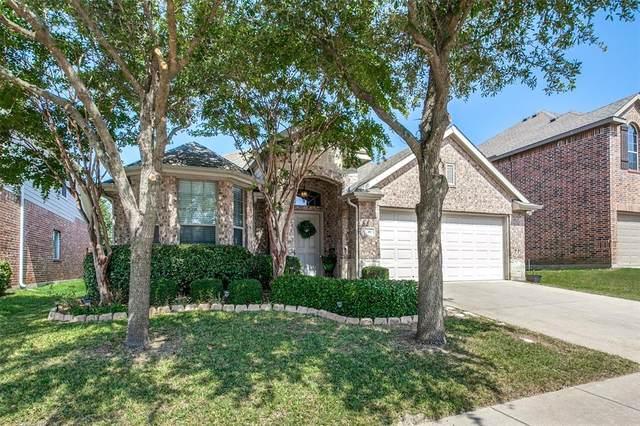 2804 Ashton Way, Mckinney, TX 75071 (MLS #14440008) :: Real Estate By Design