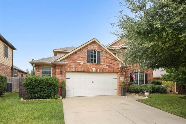 4133 Briarcreek Drive, Fort Worth, TX 76244 (MLS #14440012) :: The Mitchell Group