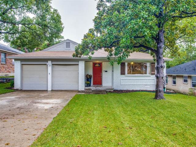 2574 El Cerrito Drive, Dallas, TX 75228 (MLS #14440024) :: Front Real Estate Co.