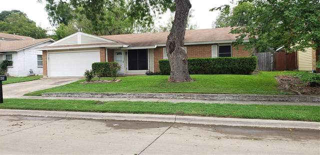 2511 Gilbert Circle, Arlington, TX 76010 (MLS #14440060) :: The Heyl Group at Keller Williams