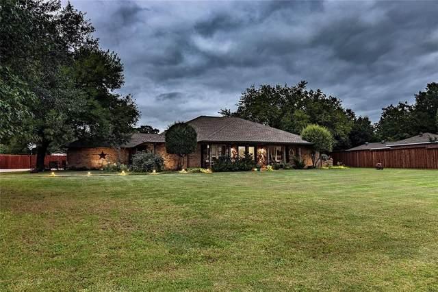 215 Green Ridge Drive, Double Oak, TX 75077 (MLS #14440076) :: The Daniel Team