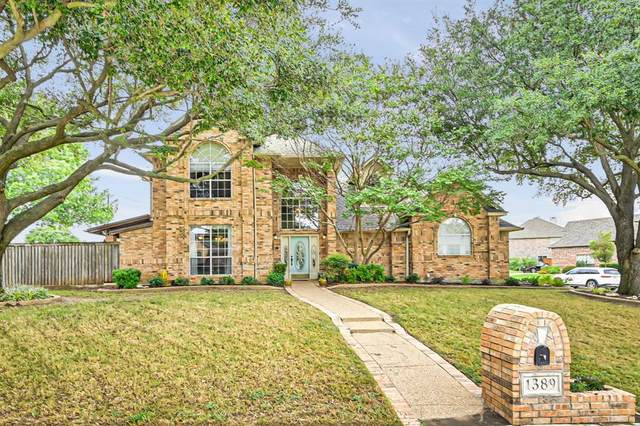 1389 Fairhaven Drive, Mansfield, TX 76063 (MLS #14440084) :: RE/MAX Pinnacle Group REALTORS