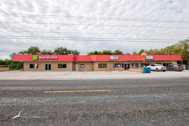 311 S Access Road, Clyde, TX 79510 (MLS #14440143) :: The Kimberly Davis Group