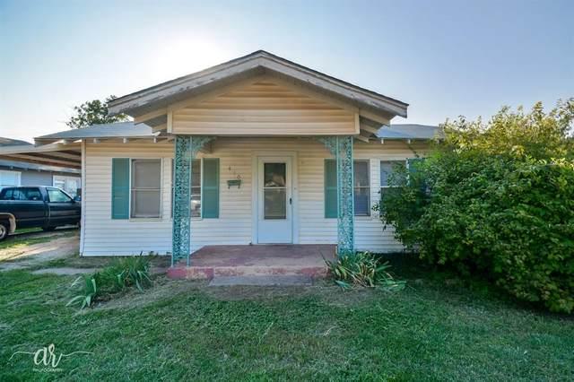 410 Miller Street, Abilene, TX 79605 (#14440146) :: Homes By Lainie Real Estate Group