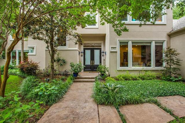 1 Wooded Gate Drive, Dallas, TX 75230 (MLS #14440151) :: The Kimberly Davis Group