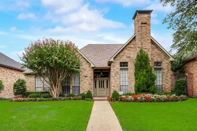 5931 Bonnard Drive, Dallas, TX 75230 (MLS #14440154) :: Team Tiller