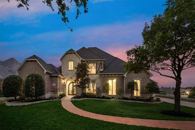 1805 Trail Lake Drive, Euless, TX 76039 (MLS #14440164) :: The Mitchell Group