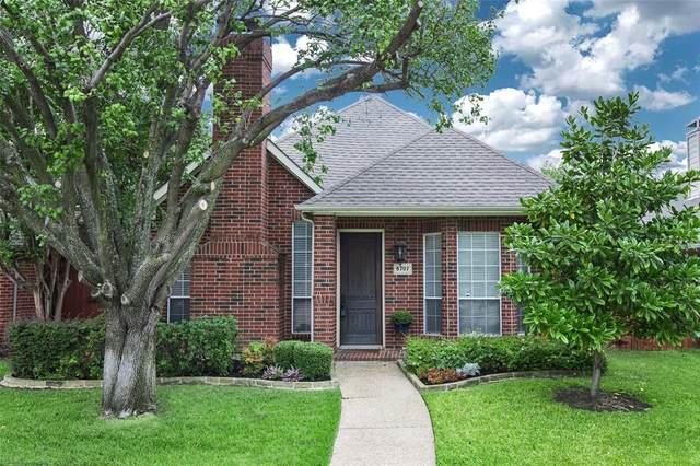 8707 Falls Road, Irving, TX 75063 (MLS #14440173) :: Team Tiller