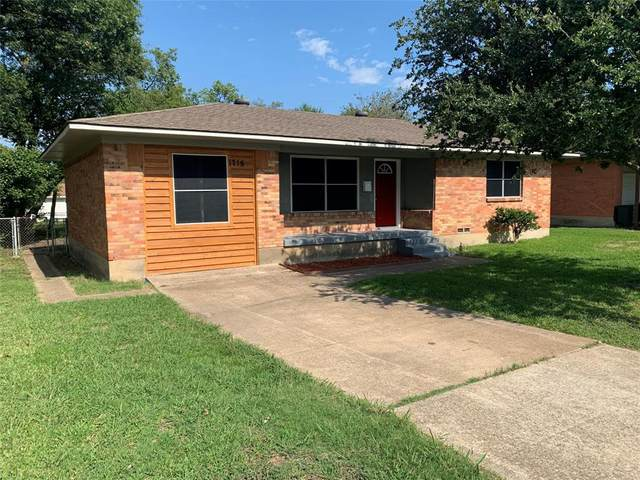 1715 Buena Vista Street, Mesquite, TX 75149 (MLS #14440180) :: The Kimberly Davis Group