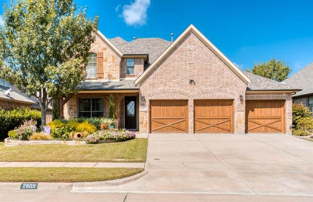 2809 Independence Drive, Melissa, TX 75454 (MLS #14440181) :: The Hornburg Real Estate Group